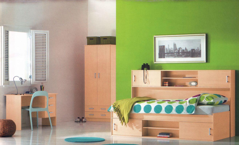 Dětský nábytek dětský pokoj ložnice