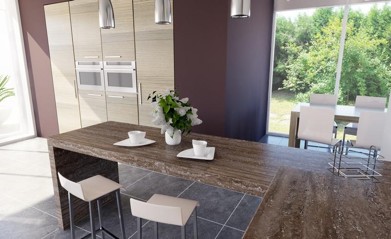 Lamino desky Kuchyn u011b