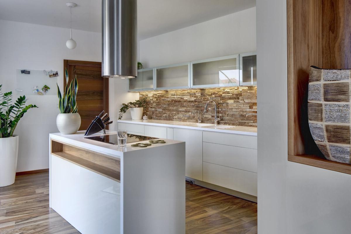 Prostor kuchyně