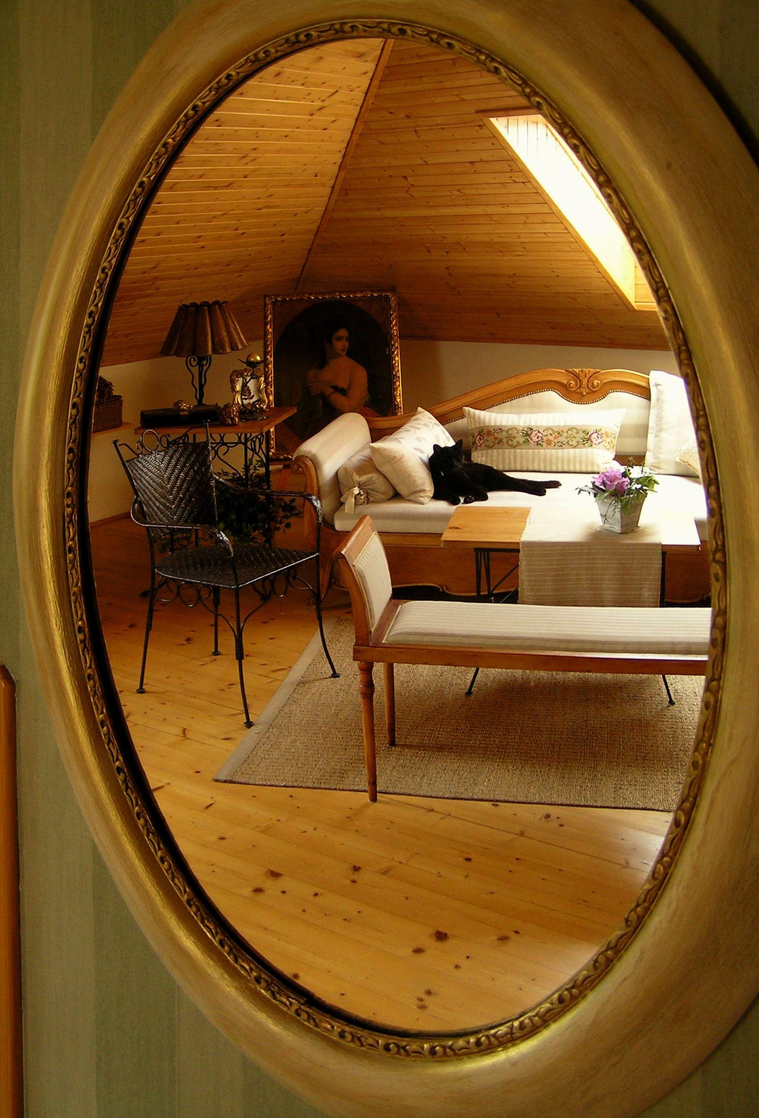 Zámecké zrcadlo