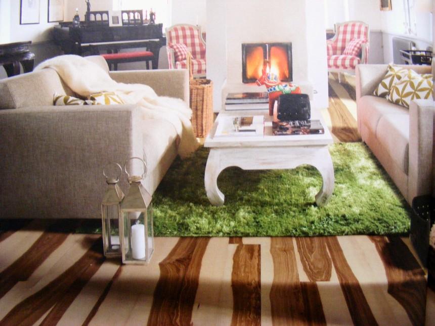 Dřevěná podlaha jasan Gotland