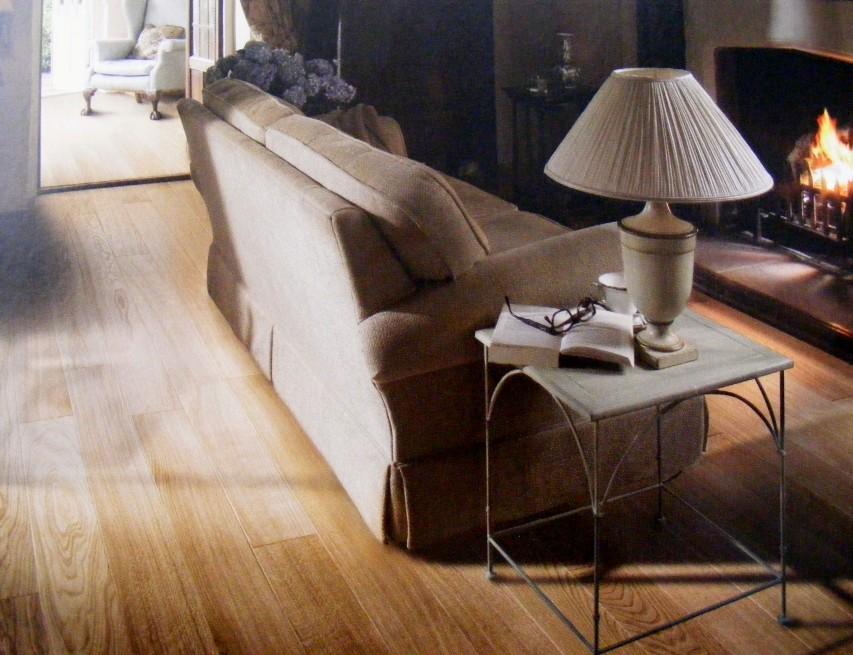 Dřevěná podlaha dub Weimar
