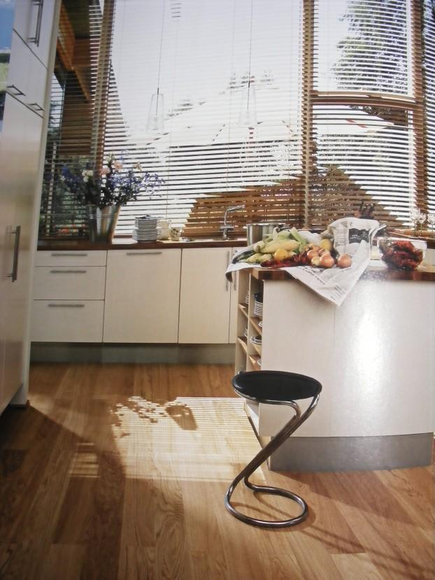 Dřevěná dubová podlaha Milano