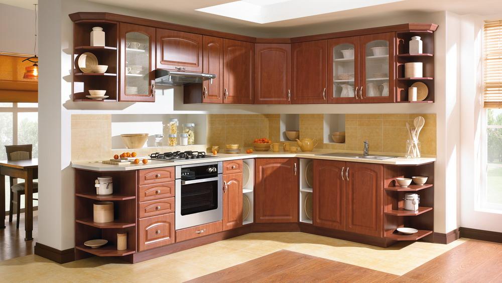 Kuchyně rustikální