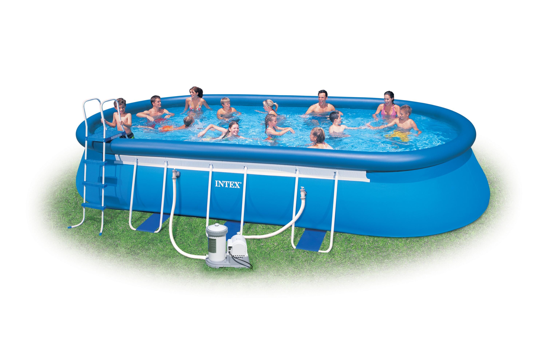Bazény Tampa - ovál
