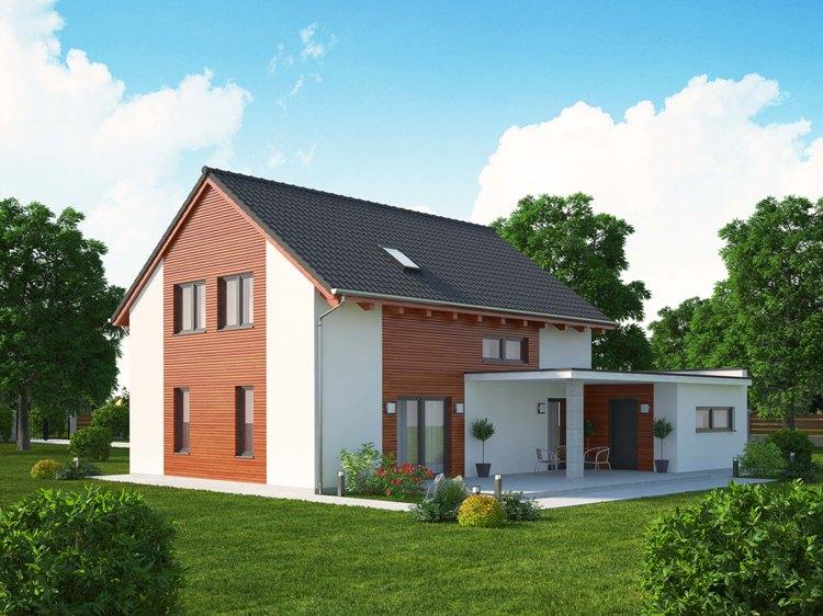 Nový dům klasický