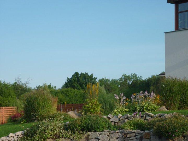 Zahrada jako obraz