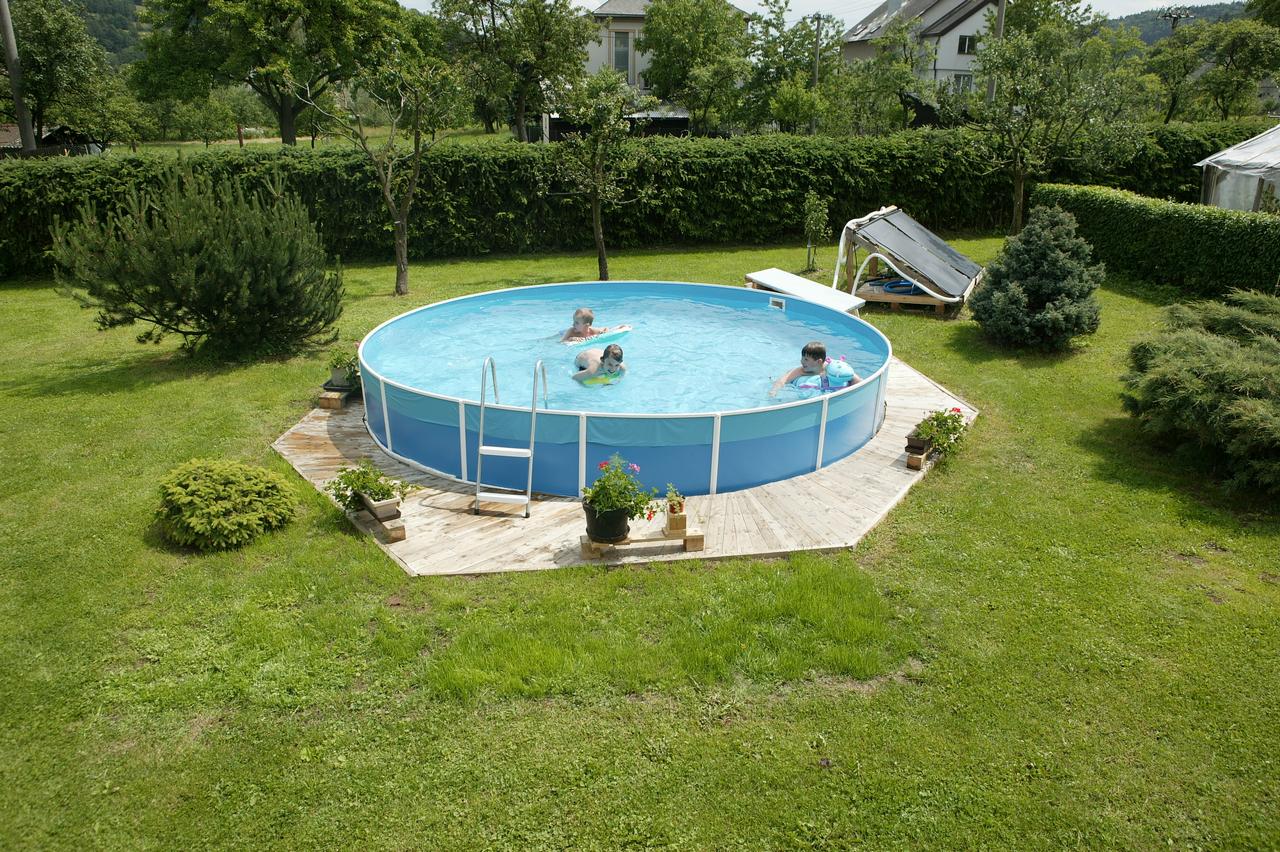 Bazény Orlando velké