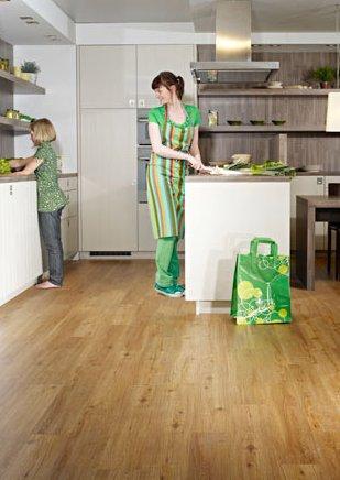Vinylová podlaha kuchyně
