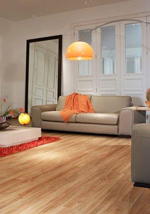 Vinylová podlaha obývák