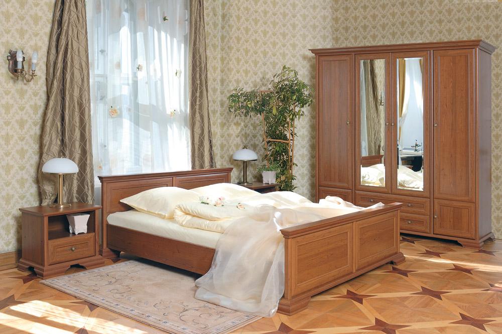 Ložnice klasický styl