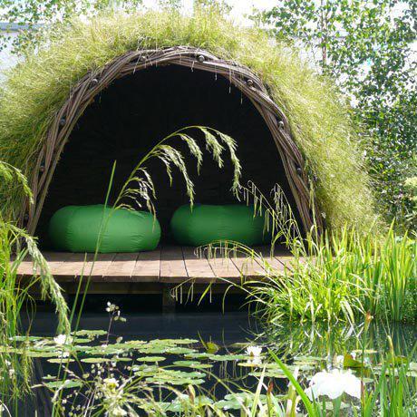 Zelené zázemí