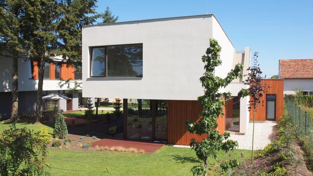 Úsporné domy