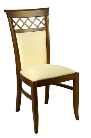 Jídelní židle s polstrem