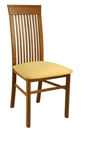 Židle vysoký opěrák