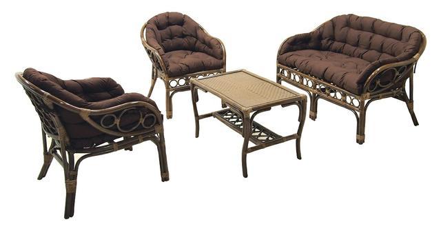 Ratanový nábytek komplet