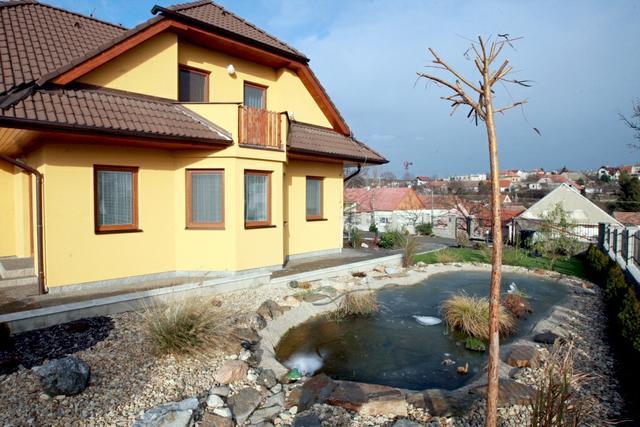 Rodinné domy individuální výstavba