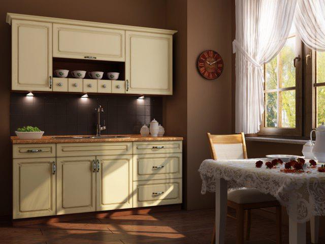 Romantická kuchyně