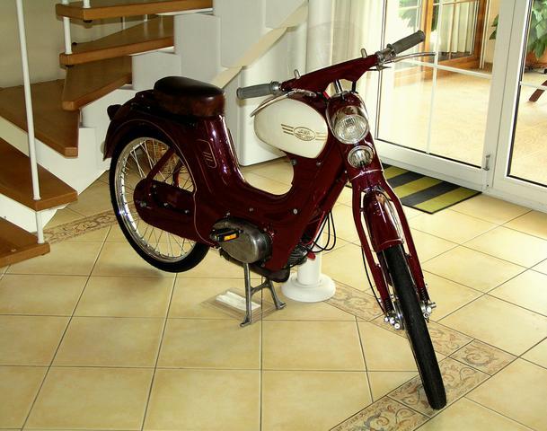 Motorka Jawa