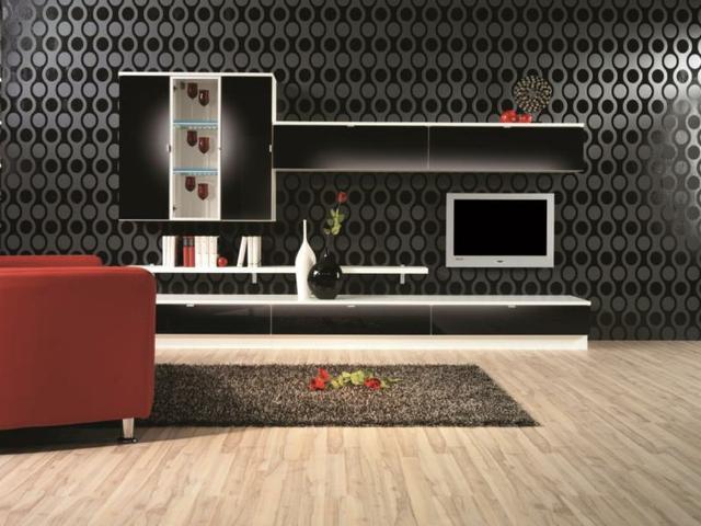 Moderní nábytek obývák