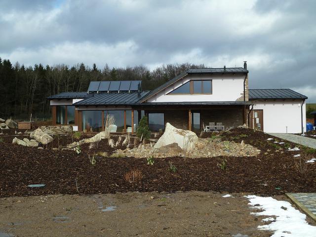 Finský inspirativní dům v Čechách