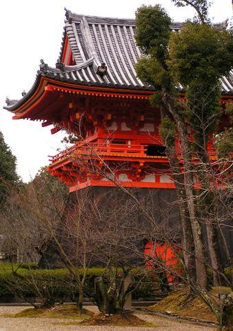 Japonská pagoda