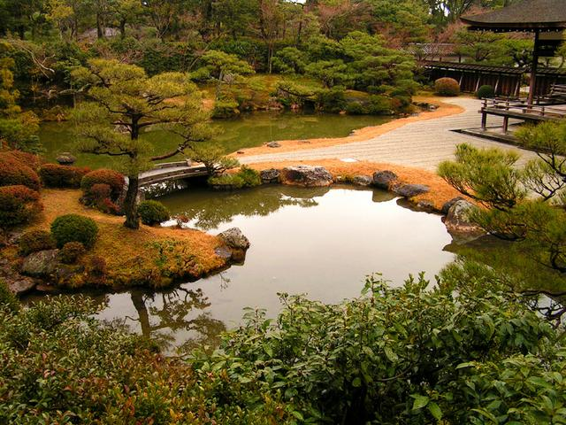 Kjóto zahrada