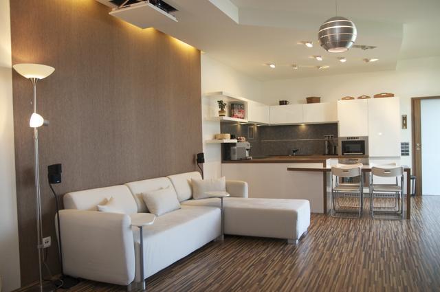 Obývací pokoje projektor