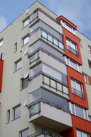 Balkony a lodžie