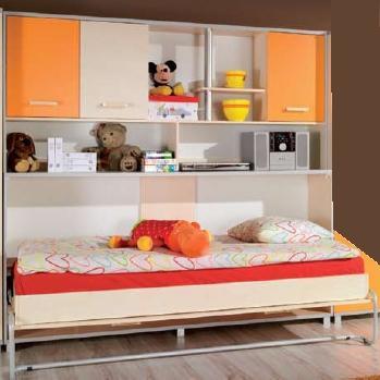 Dětská výklopná postel