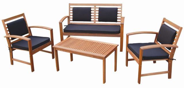 Zahradní nábytkový set