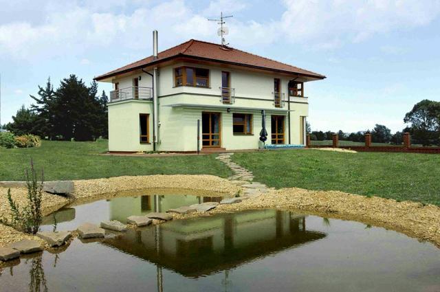 Rodinný dům nízkoenergetický