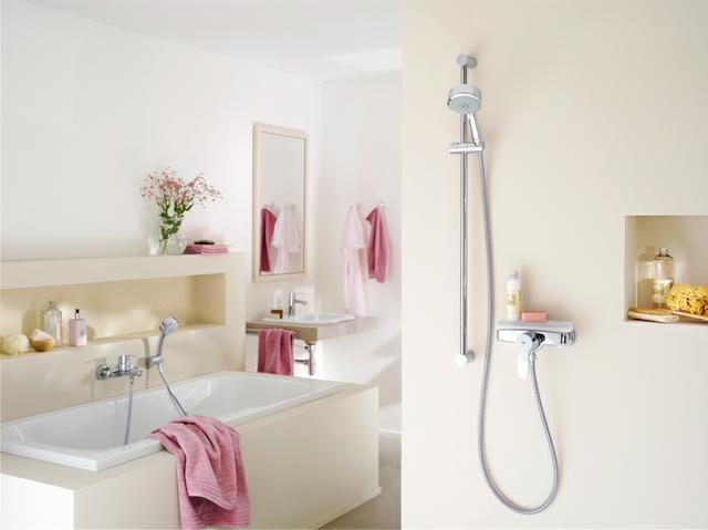 Sprchový systém Tempesta