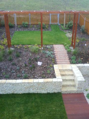 Malá zahrada