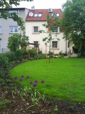 Nová zahrada namísto staré