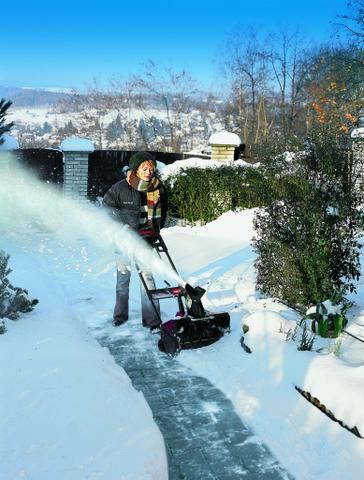 Sněhová fréza 002