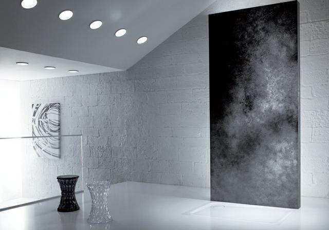Moderní sprcha
