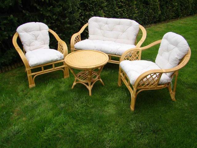 Ratanový nábytek set