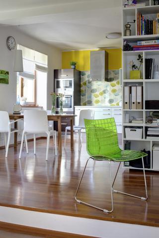 Kuchyně na stupínku