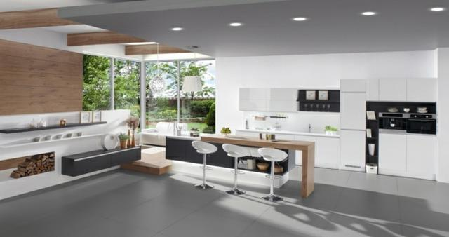 Moderní designová kuchyně SORRAYA