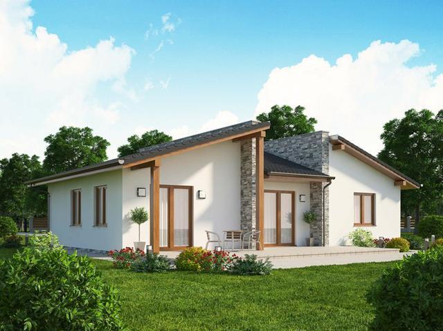 Nový dům bungalov