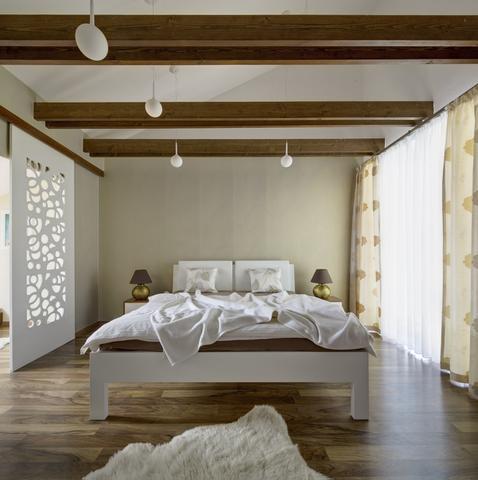 Ložnice jako sen