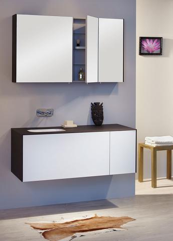 Elegantní koupelnový nábytek