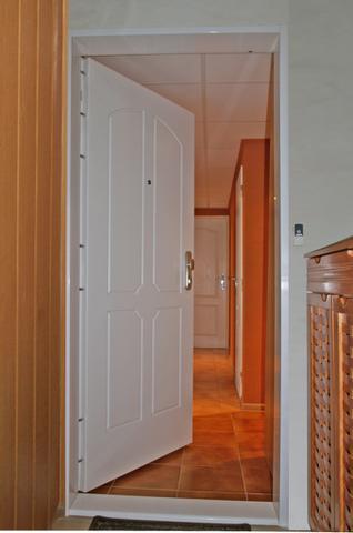 Profilové bezpečnostní  dveře