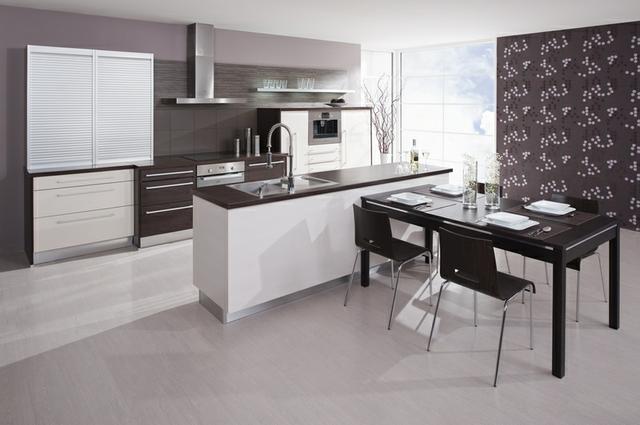 Moderní a decentní kuchyně