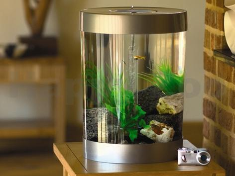 Moderní akvárium BIORB