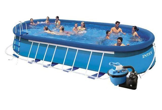 Bazény Tampa filtrace