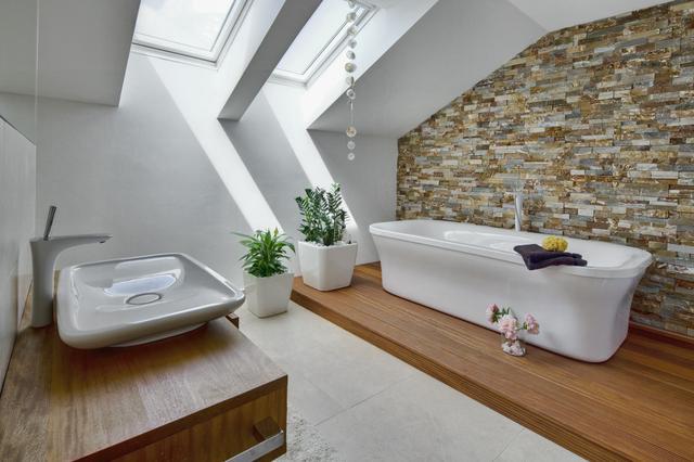Koupelna prostorná