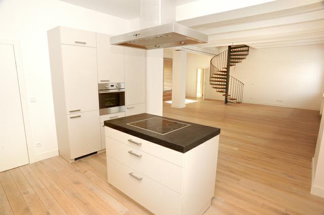 Kuchyně nové byty Dobříš