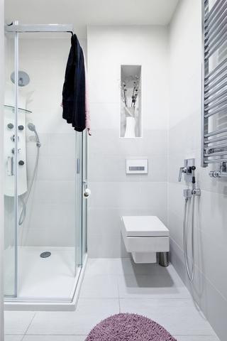 Uspořádání koupelny
